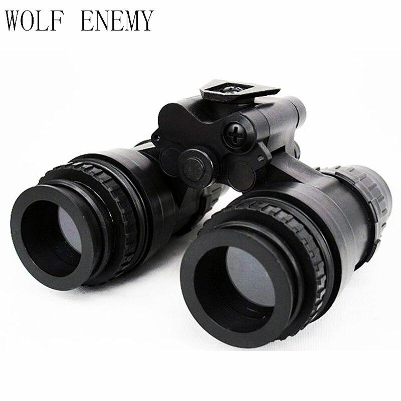 Taktische Dummy EINE PVS-15 NVG Night Vision Goggle Schwarz
