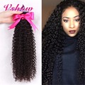 On Sale 7A Brazilian Virgin Hair Extension Brazilian Kinky Curly Virgin Hair Unprocessed Human Hair Weave 45% Off Free Shipping