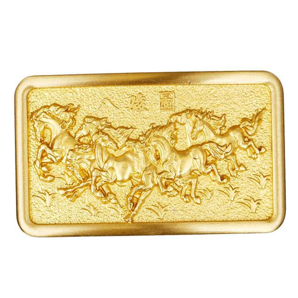 CUKUP Famous Brand Belts Chinese Styles Dragon Pattern Buckle DIY  Solid Brass Belt Buckles Zodiac Youth 2018 New Design BRK017