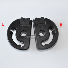 seat armrest plastic mount Seat bracket support for chair Peugeot 307 Picasso 1PCS