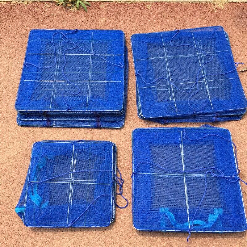 Foldable 5 Layers Drying Fish Net Small Mesh Steel Frame Hanging Vegetable Herb Fish Drying Net Hanger Rack Fishing Tools (5)