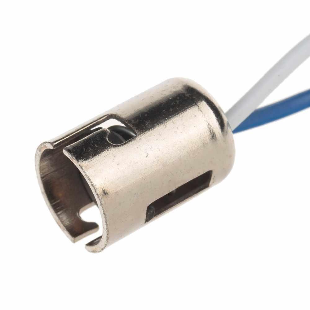 2X1141 1156 12498 89 BA15S S25 P21W R5 Enkel Contact Socket Auto Bulb Socket Plug Lamphouder Adapter voor Steering Remlicht
