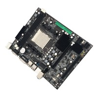 A780 Desktop Computer Motherboard 780G Mainboard Support DDR2 Memory Dual Channel AM3 CPU 8G Memory Storage
