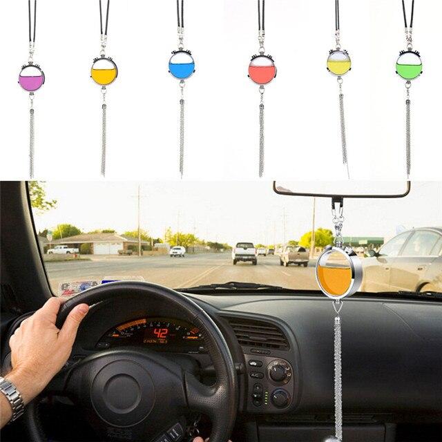 Auto Parfum Hanger Auto Luchtverfrisser Parfum Diffuser Geur Met
