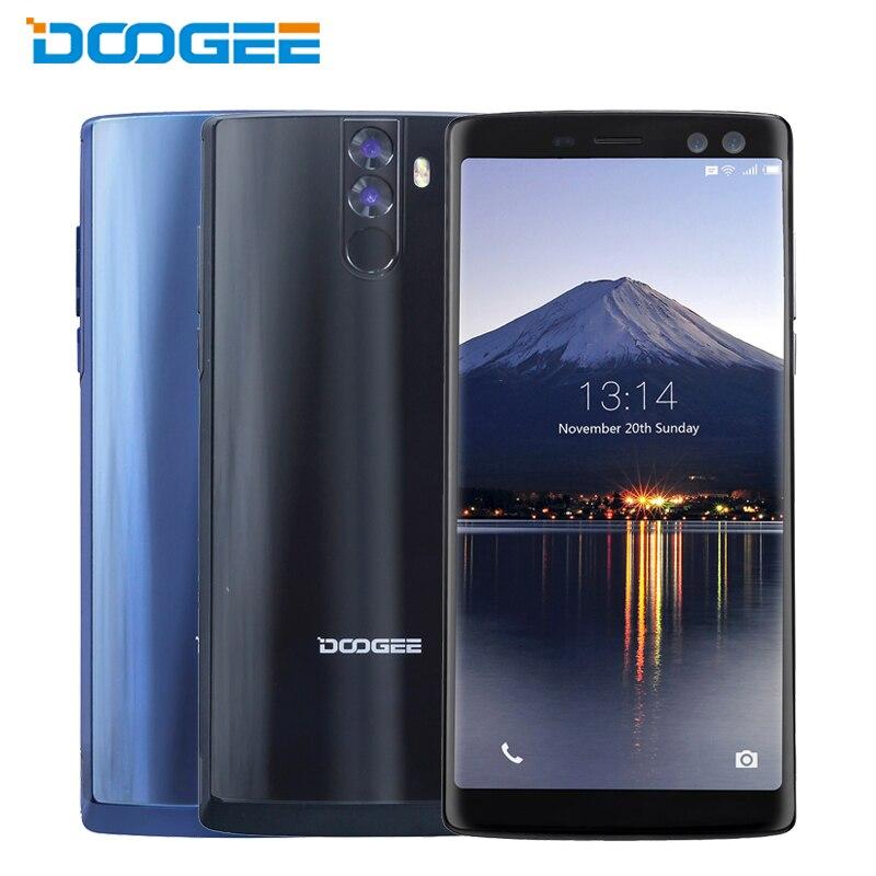 New Original DOOGEE BL12000 Cell Phone 6 0 inch 4GB RAM 32GB ROM MTK6750T Octa Core