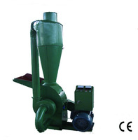 22KW 3Phase CF500B Hammer Mill Animal Feed Hammer Mill With Cyclone