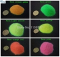 60g=6color*10g each color neon glitter powder for nail art tips Neon glitter dust  Festival Decoration Accessories Powder