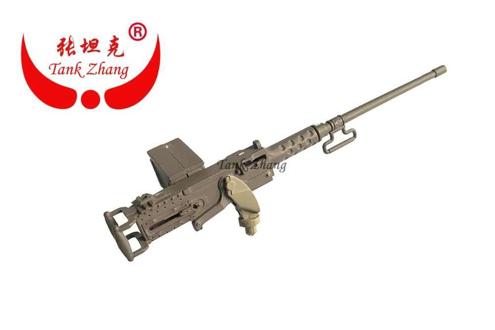 تانك تشانغ/هنغ لونغ 1/16 دبابة مع جهاز للتحكم عن بُعد 3839 الولايات المتحدة M41A3 قطع الغيار بندقية بلاستيكية/البلاستيك جزء D