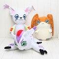 Digimon Digimon Adventure Tailmon Кошка Gomamon Patamon Плюшевые Игрушки Симпатичные Аниме Мягкий Фаршированные Куклы Подарки На День Рождения Для Детей