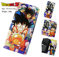 1x Dragon Ball Z son Goku Long Wallet Fold Purse Money PU Bag Christmas Gift