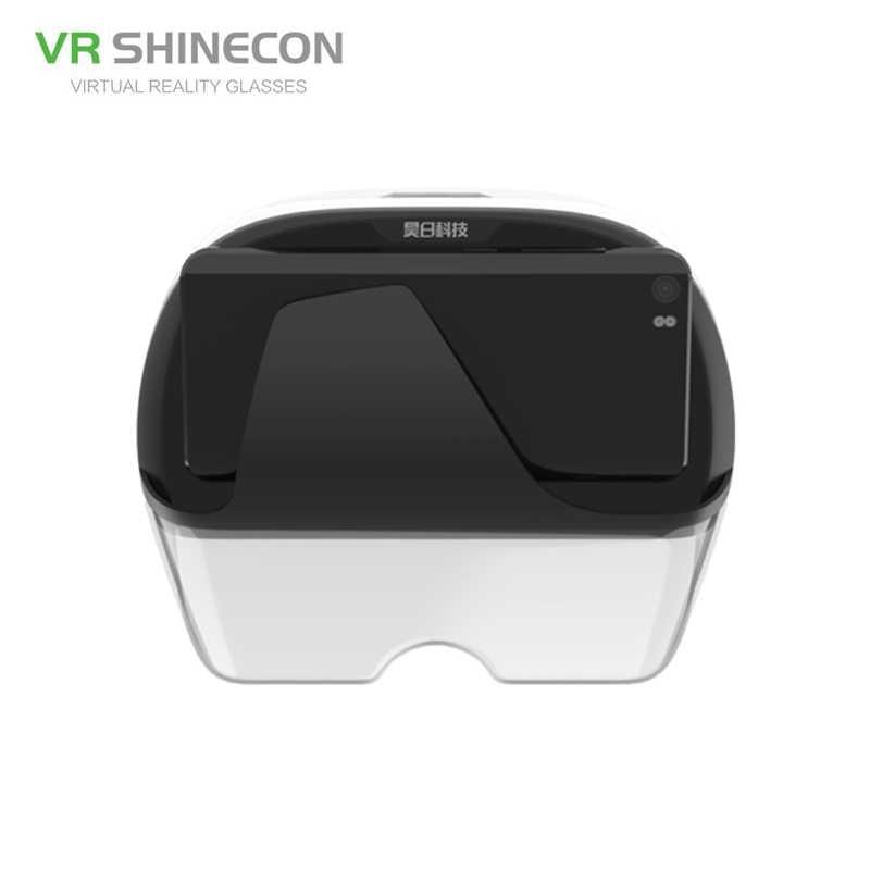 2019 Professional Оптовая продажа высокое качество Intelligent Video дополненной реальности Гарнитура для очков виртуальной реальности 3D видео и игры AR