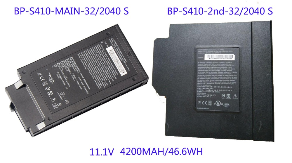 46Wh New laptop battery for GETAC 242876800002,BP-S410-2nd-32,2040,S410 BP-S410-2nd-32/2040 S BP-S410-MAIN-32/2040 S46Wh New laptop battery for GETAC 242876800002,BP-S410-2nd-32,2040,S410 BP-S410-2nd-32/2040 S BP-S410-MAIN-32/2040 S