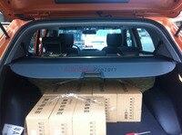 Aluminium alloy + Fabric Rear Trunk Security Shield Cargo Cover For Hyundai Creta / ix25 2014 2015 2016 2017