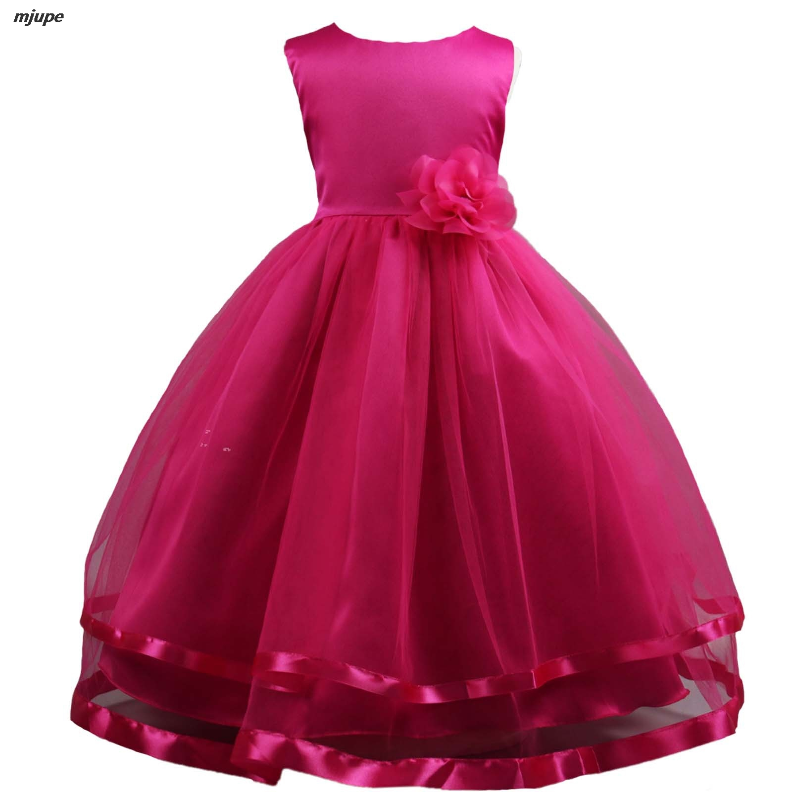 flower girl dresses for weddings formal vintage kids pageant gowns ...