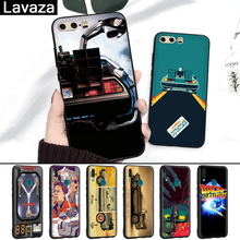 все цены на Lavaza Future DeLorean Time Silicone Case for Huawei P8 Lite 2015 2017 P9 2016 Mini P10 P20 Pro P Smart 2019 P30 Pro Lite онлайн