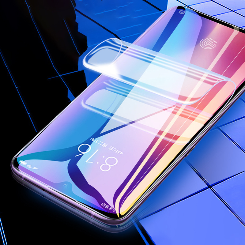 GKK Full Soft Hydrogel Film For Xiaomi Mi 8 Lite 9 9t 9SE Screen Protective For Redmi 6A 7 7A K20 Note 7 6 5 Pro Plus Not Glass