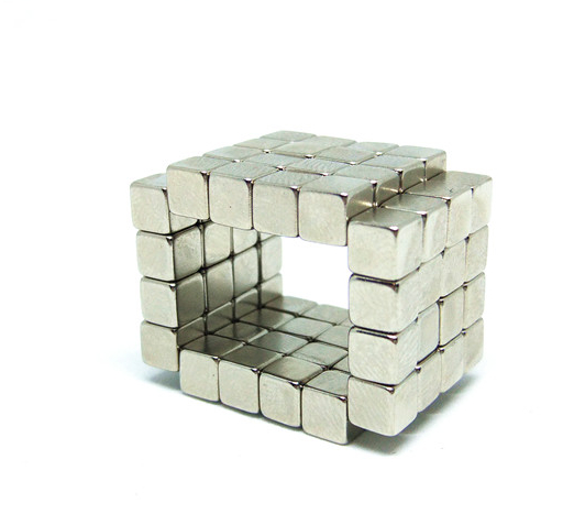 50pcs Free shipping <font><b>5x5x5</b></font> Strong Rare Earth Block square <font><b>Neodymium</b></font> <font><b>Magnets</b></font> 5x5x5mm Permanete 5*5*5 image