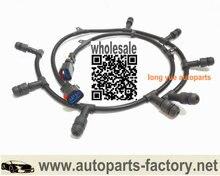 Longyue 6.0L Дизель Накаливания Проводов Правой и Левой Чехол Для Ford 2004-2010 E450 E350 F250 F350 OEM
