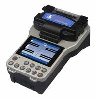 Portable Optical Fiber Fusion Splicer JILONG KL 510E Equal To FiberFox MINI 6S Korea Splicing Machine