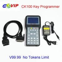 Auto Key Programmer CK100 No Tokens Limite CK 100 Car Key Maker V99.99 Latest Generation of SBB CK 100 With 7 Language