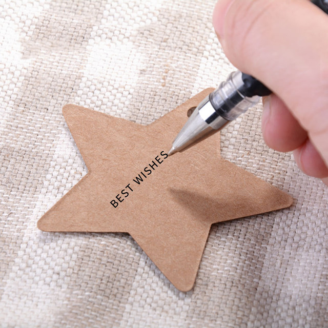 Online shop tronzo paper easter diy gift bag tag 50pcs star kraft tronzo paper easter diy gift bag tag 50pcs star kraft hang tags paper cards wrapping supplies wedding favors easter decoration negle Choice Image