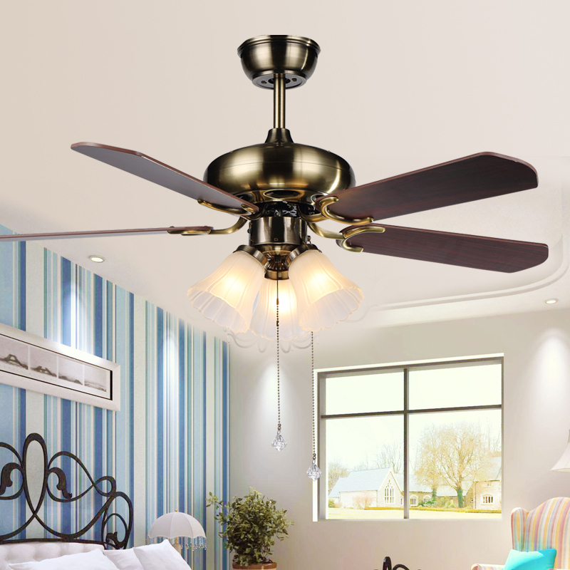 New product 42 inch ceiling fan lights modern dining room - Dining room ceiling fan ...