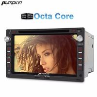 Pumpkin 2 Din Android 7 1 Car DVD Player GPS Navigation Bluetooth Car Stereo For VW