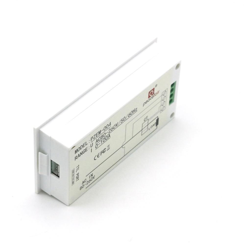 Kiváló minőségű váltóáramú 80–260 V digitális, 100 wattos - Mérőműszerek - Fénykép 4