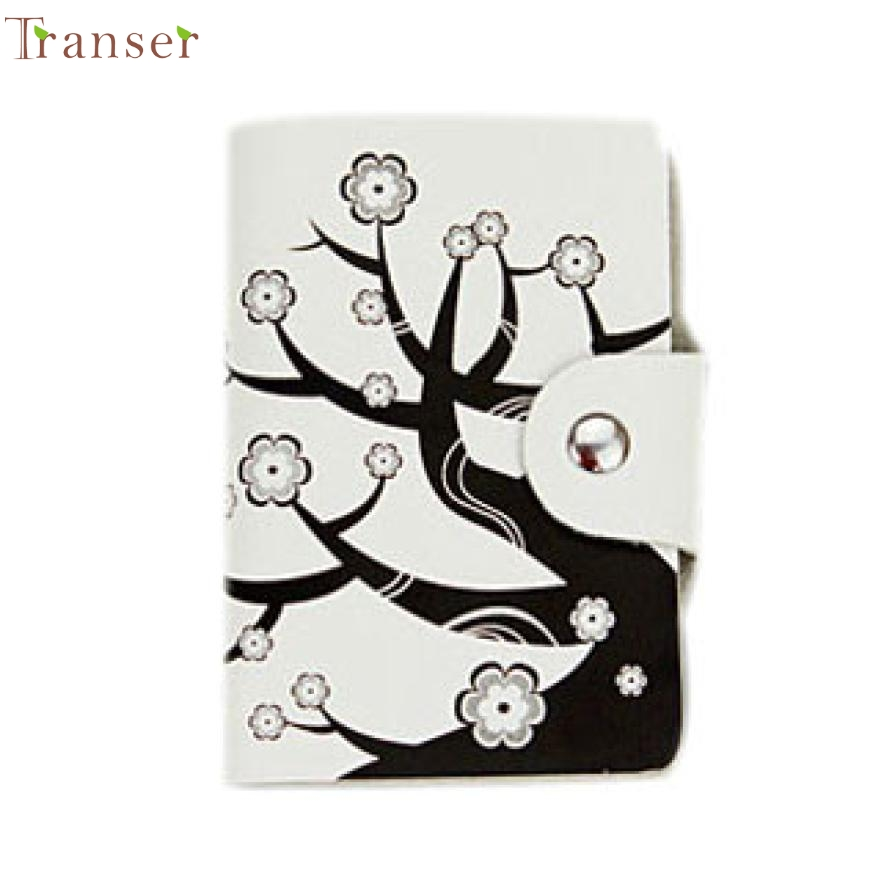 Naivety 2016 New Floral Pu Leather Credit Card Holder Case Business Id Card  Storage Tarjetero S6096
