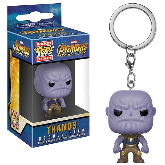 FUNKO POP  The Avengers 3: Infinity War THANOS HULKBUSTER action Figure Collection Model Toy with retail box 2