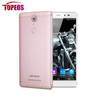 LEAGOO origine T1 Plus Cellulaire Téléphone 16 GB ROM 3 GB RAM 5.5 pouce IPS Écran Android 6.0 OS MTK6737 Quad Core 1.3 GHz 4G FDD-LTE 13MP