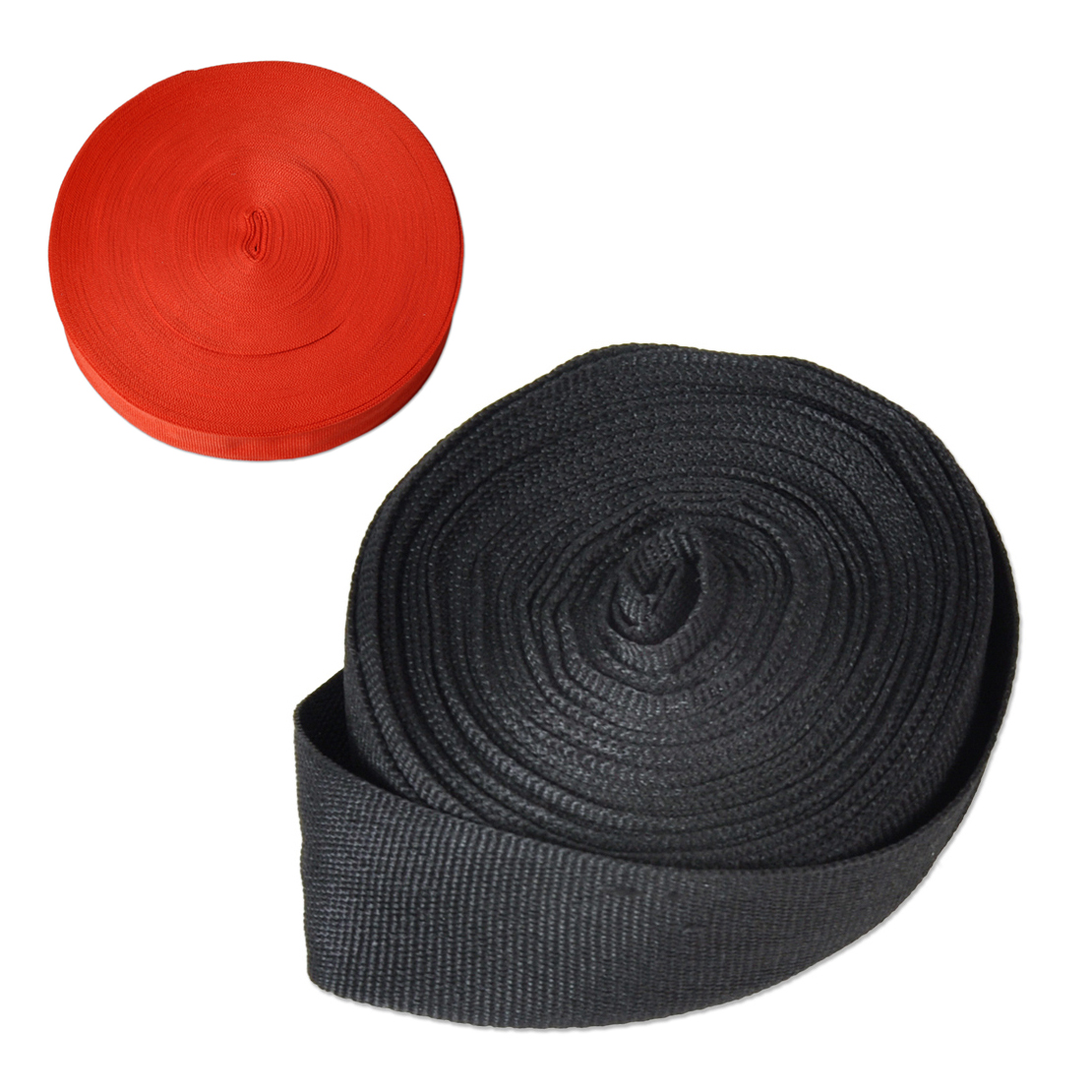 High Quality Nylon Strap Webbing Camping Strapping 10 Yards Length 1 Inch Width Drop Shipping