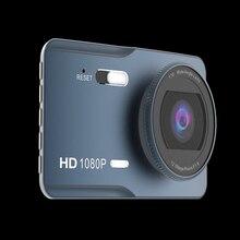 OnReal marca Q37 schermo IPS da 4.0 pollici SC2363 4G sensore del precipitare della macchina fotografica 1080P auto DVR