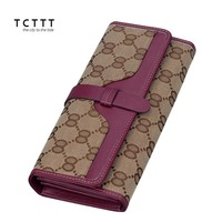 TCTTT High Quality women Wallet womens wallets and purses Fashion Popular Long bags clutch Mini 2018 Best Deal Bolsas Feminina