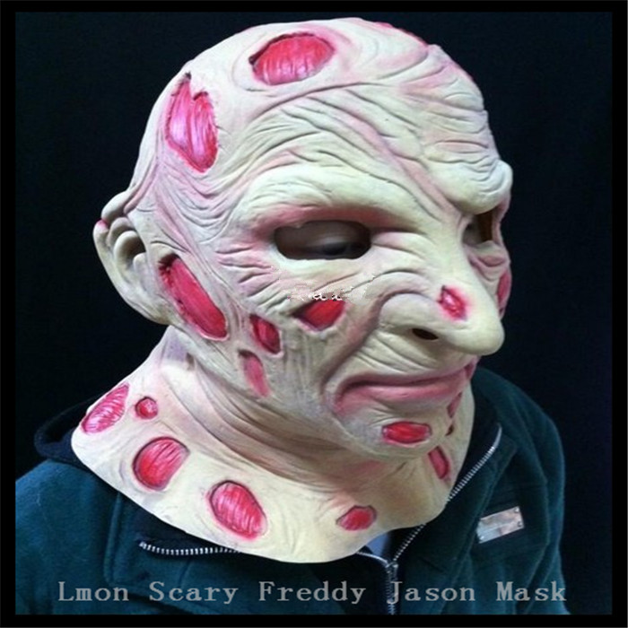 Halloween fête Cosplay effrayant films masque Jason Voorhees Freddy Hockey masque Festival fête Halloween mascarade masque adultes taille