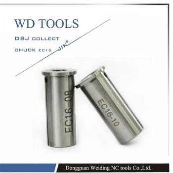 EC10-05 wolfram bar ärmeln NBJ10 boring cutter collet DBJ wolfram stahl stange collet für die EC10 einstellbar sets