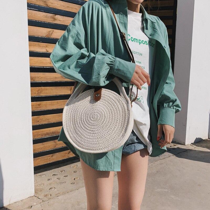 Large Beach Bags Women Hasp Tote Bags For Women Straw Handbag Bohemian Knitted Summer Holiday Bag Ladies Casual Straw Bag W295 алиэкспресс сумка прозрачная