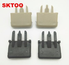 SKTOO 4Pcs/lot For Toyota Corolla Car Air Vent Louvre Blade Slice Conditioning Leaf Adjust Clips