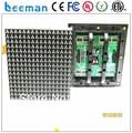 LEEMAN P10 RGB светодиодный дисплей 16x16 --- одобренный CE светодиодный рекламный щит с цветом RGB и высокой яркость