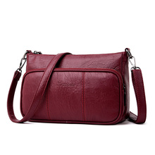 2019 Vintage Fashion Crossbody Bags for Women Shoulder Bag Luxury Handbags Designer Brand Famous Purses and