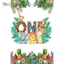 Yeele фоны для фотосъемки с изображением животного мира одной