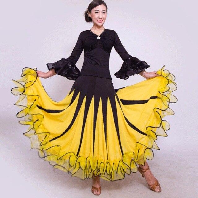 2017 De Moderne Salle JazzTango Jupe Bal De Femme Populaires Disponible Pour Danse XvB7RqrXF