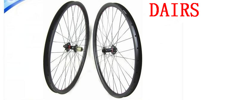 carbon mtb wheels Unsymmetrical wheelset 29er mtb bikes wheels 27mm width Mountain bicycle MTB Unsymmetrical wheelset oem mtb wheelset 29er mtb wheelset mountain bike 27mm width carbon wheel hookless mtb wheels with novatec hub
