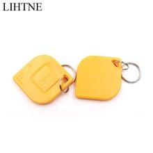 2PCS/lot 125KHz TK4100 RFID Proximity ID Key Fobs ID Token Tag Card Tag For Door Access Control