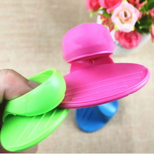 Promo Protect Finger Household Microwave Oven Mitt Right Hand Glove Kitchen Oven Mitts Random Color