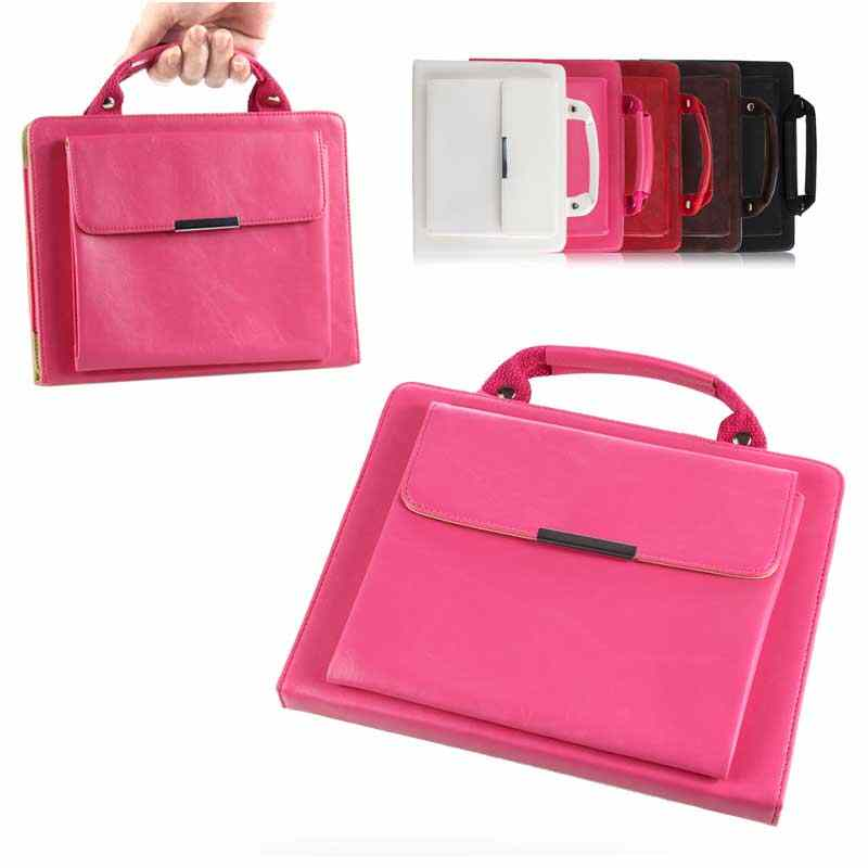 Dames Handtas Leather Case voor iPad Pro 12.9 inch 2017 Vrouwen Fashion Wallet Stand Tassen Smart Cover voor Apple iPad pro 12.9""