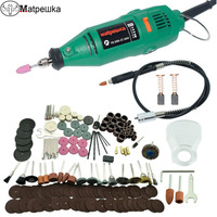 220V 180W Drill Engraver With DIY Electric Rotary Tool Dremel Style Engraving Pen Mill Grinding Machine