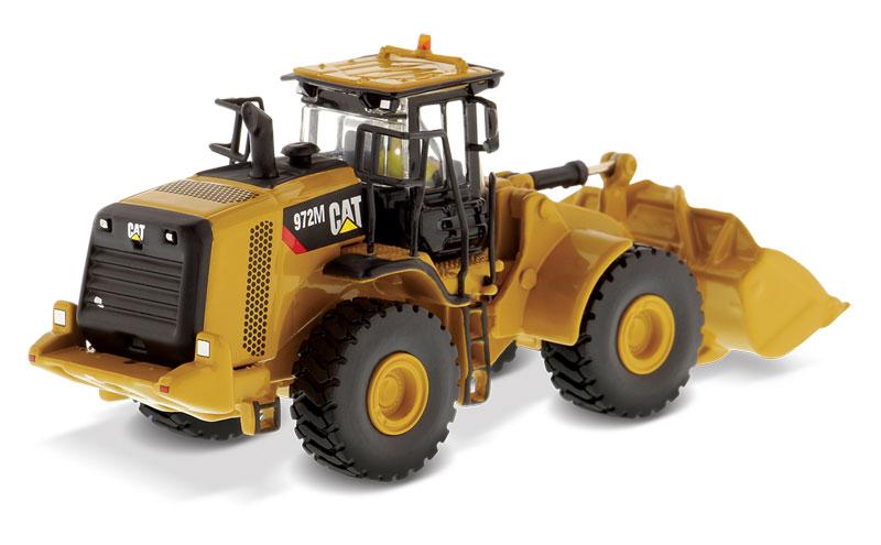 DM-85949 1: 87 Caterpillar 972 м колеса игрушка погрузчик