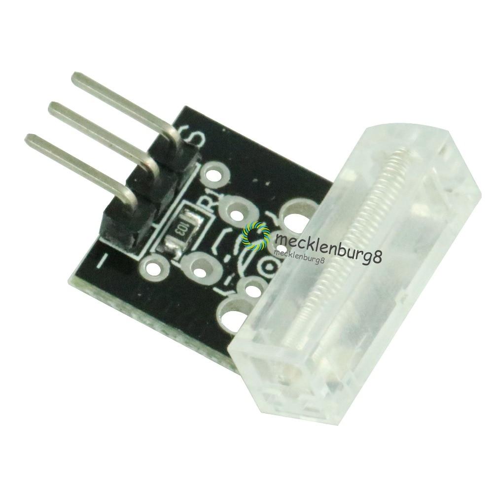 5PCS Knock Sensor Module with LED KY-031 For Arduino PIC AVR Raspberry