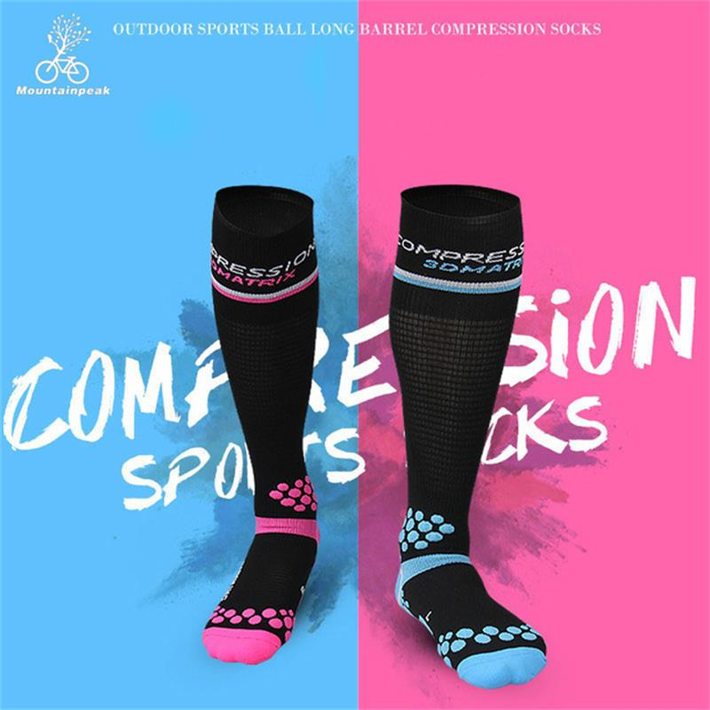 Protect Wrist For Cycling Moisture Control Elastic Sock Tube Socks Rugby Flower Athletic Soccer Socks